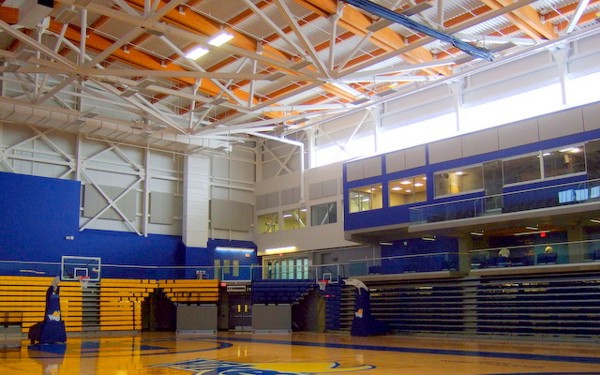 We Provided Sound System Design Services To The University Of Victoria For New Centre Athletics Recreation And Special Abilities CARSA