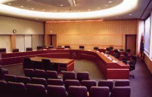 Project Profile City Of Burnaby Council Chambers