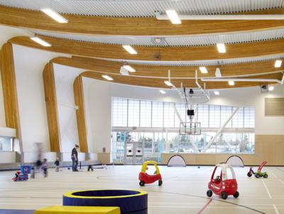 Project Profile Cloverdale Recreation Centre