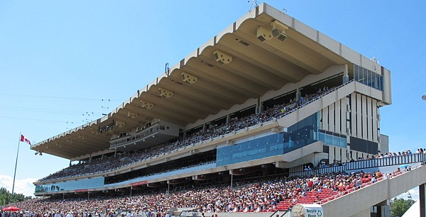 Project Profile Calgary Stampede Grandstand