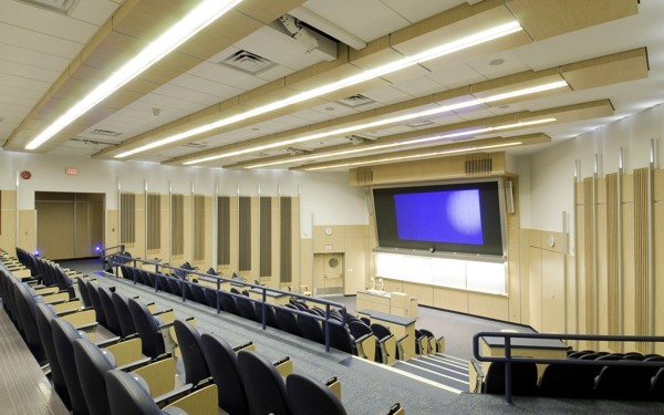 Project Profile Ubc Irc 6 Lecture Theatre Renovation