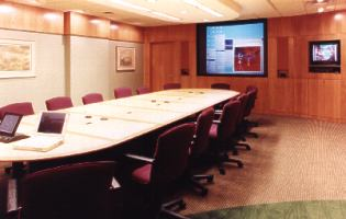Video Conference Facility Design