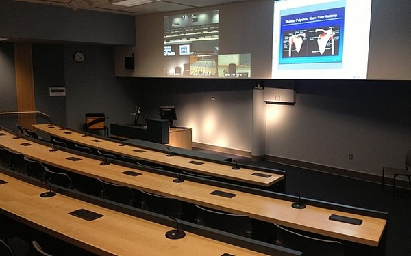 St. Paul's lecture theatre