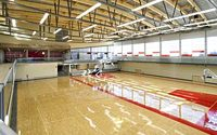 Simon Fraser University gym