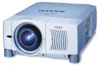 high output video projector